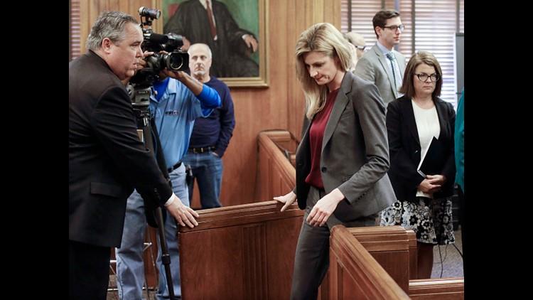 Erin Andrews Trial: Defense Says Stalker, Not Hotel, At