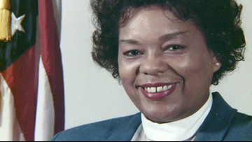 Arkansas's 'Hidden Figure' Raye Montague has died at the age of 83