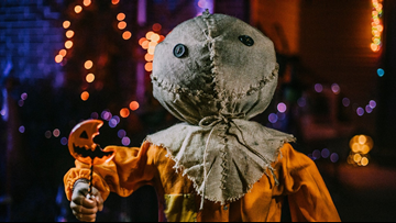 31 Days of Horror   Photographer recreates iconic horror scenes for Halloween