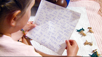 6-year-old girl writes letter to toy company asking why they don't make girl soldiers