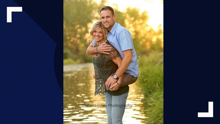 Photo of former Marine and his wife goes viral: 'America just fell in love'