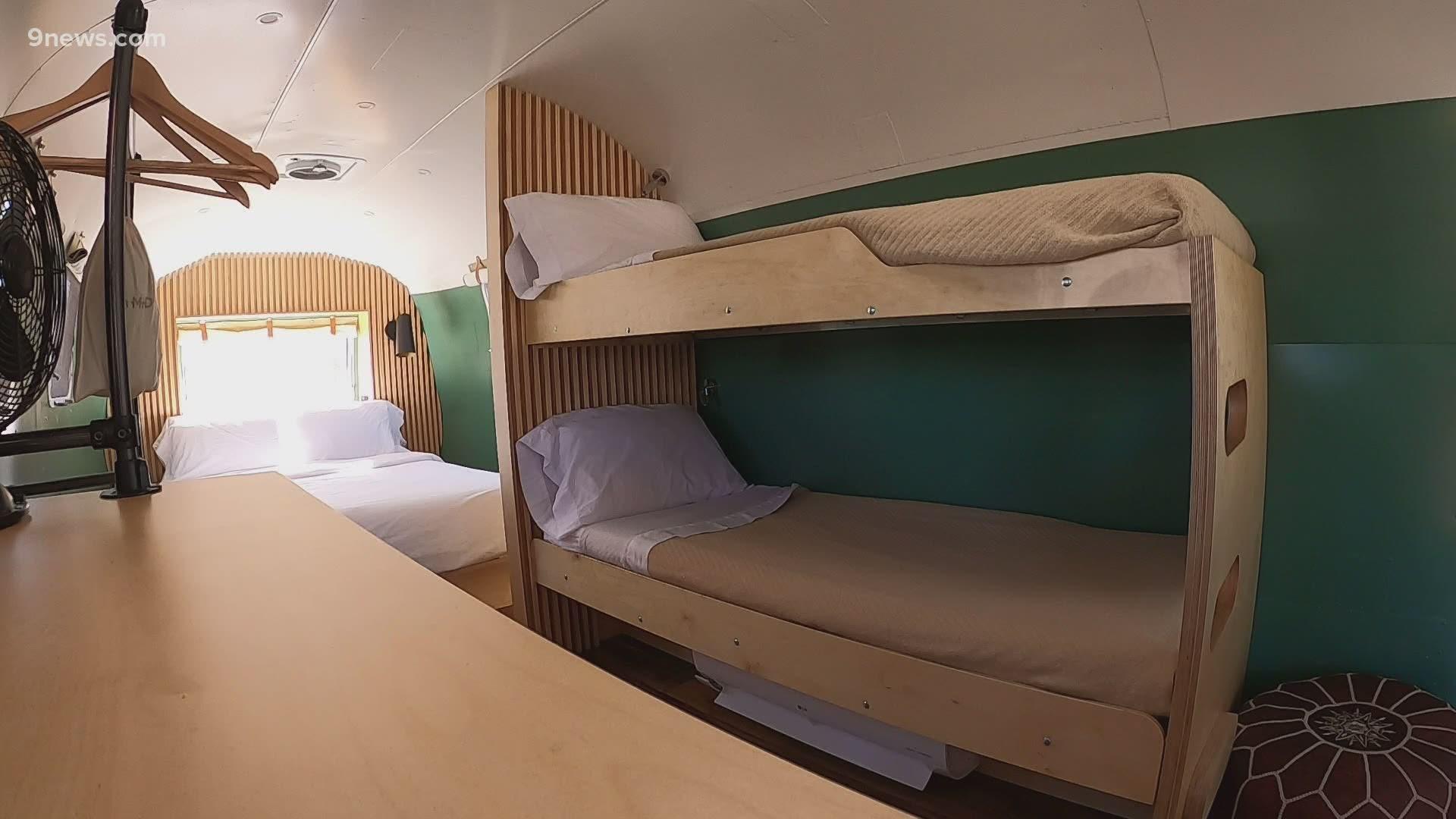 Airstream Campers A Popular Option At Salida Lodge Wtsp Com