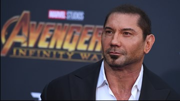 Marvel star, WWE champion Dave Bautista to be grand marshal for Gasparilla