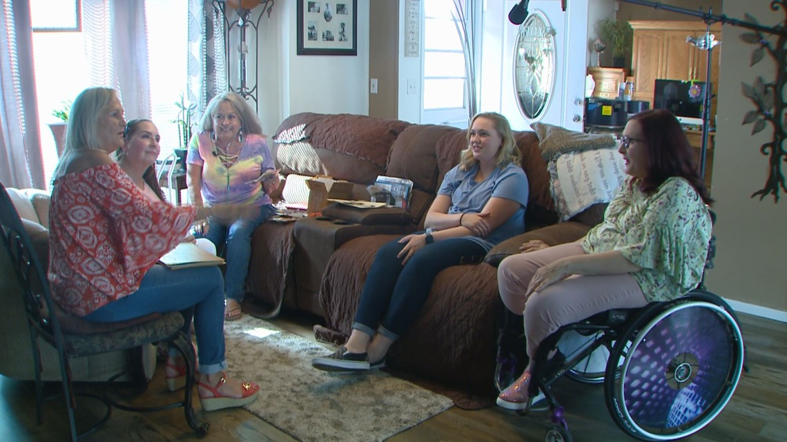 Colorado woman finds her sisters after 65 years apart
