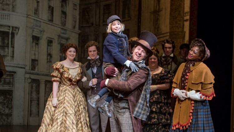 A Christmas Carol Tampa 2020 DCPA Theatre Company 2020/2021 season: A Christmas Carol returns