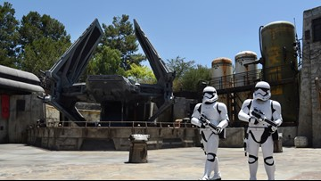 Disney World to offer passholder previews for Star Wars: Galaxy's Edge