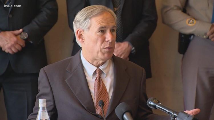 Texas Gov. Abbott issues disaster declaration in response to 'border crisis'