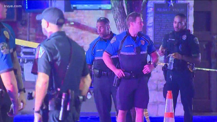 Suspected shooter in custody following shooting that wounded 14 in Austin