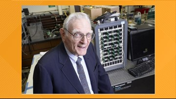 97-year-old professor wins Nobel Prize in Chemistry for work on lithium-ion batteries