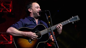 Dave Matthews Band is coming to Tampa