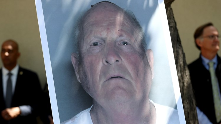 Accused Golden State Killer undetected working as cop