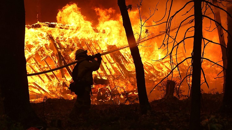 Camp Fire: Wildfire's death toll increases to 48, partial list of names released   Updates