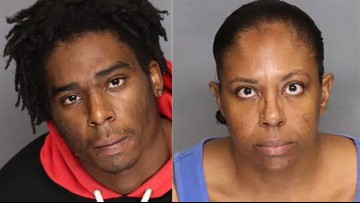 Mother, son duo arrested in California on charges of trafficking 13-year-old girl
