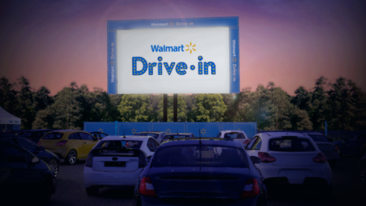 Drive In Movie Theaters Coming To Walmart Parking Lots Around Tampa Bay Wtsp Com