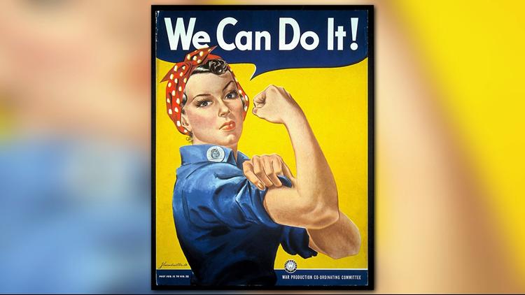 Real Rosie The Riveter Dies At 96 Wtsp