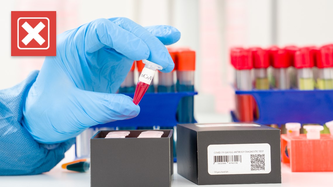 Can antibody tests prove if you're protected by the COVID-19 vaccines?