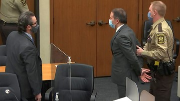 'It is time': Derek Chauvin's guilty verdict brings hope action against racism will be taken in Tampa
