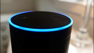 Woman Uses Amazon Alexa to Call Police After Being Tied Up and Beaten