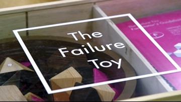 This Toy Teaches Kids and Adults How to Fail
