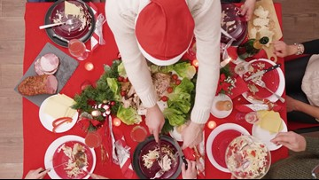 Christmas Dinner With In-Laws May Affect Your Health