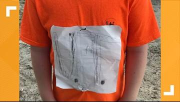 Vol Nation rallies behind Florida elementary student bullied for homemade UT shirt