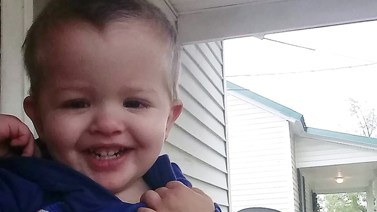 Jacob Jay Wolfe Profile Picture Rockwood Two-Year-Old Critical Condition
