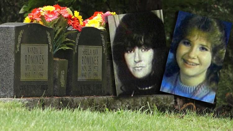JPG wanda sheila romines graves Steve West