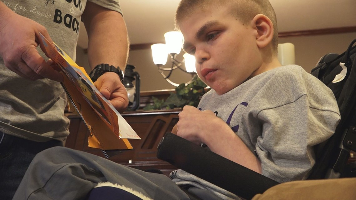 Birthday cards wanted for terminally ill boy in Tennessee