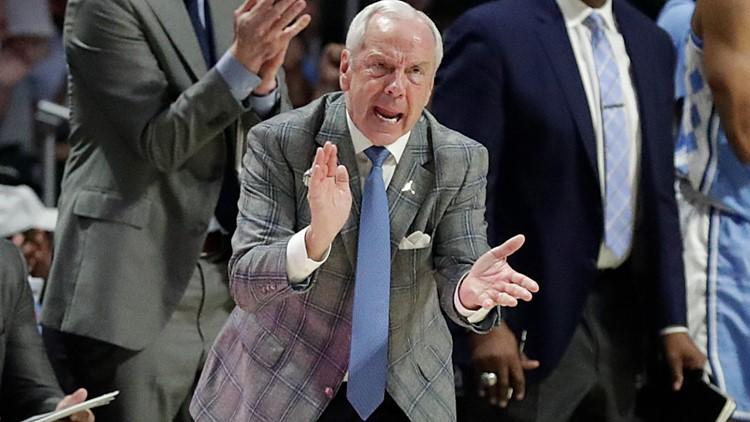 Tar Heels basketball coach Roy Williams retiring