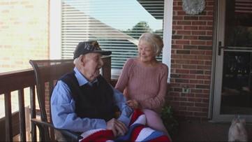 'I've lived a good life' | South Carolina 2-war veteran celebrates 100th birthday