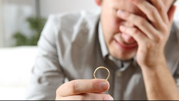 Man awarded $750,000 from man he says stole his wife