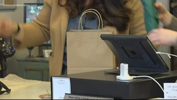 Some naughty people are trying to take advantage of you while you're doing holiday shopping
