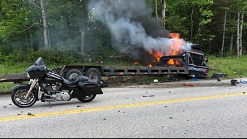 7 Marines killed in 'devastating' motorcycle crash