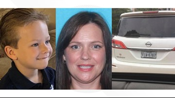 Boy and mom at center of Amber Alert found dead in Texas parking garage