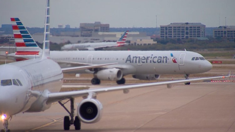 Airlines cite concerns about fuel shortages at some airports