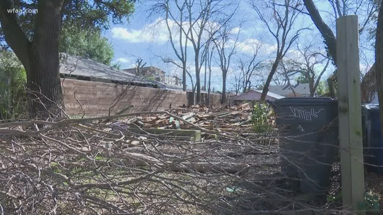Demolition company tears down wrong Texas home