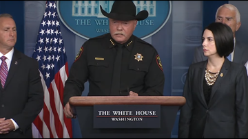 Texas sheriff calls arrested undocumented immigrants 'drunks' who will 'run over your children'