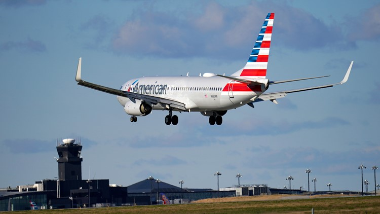 American Airlines says it may have to furlough as many as 13,000 employees