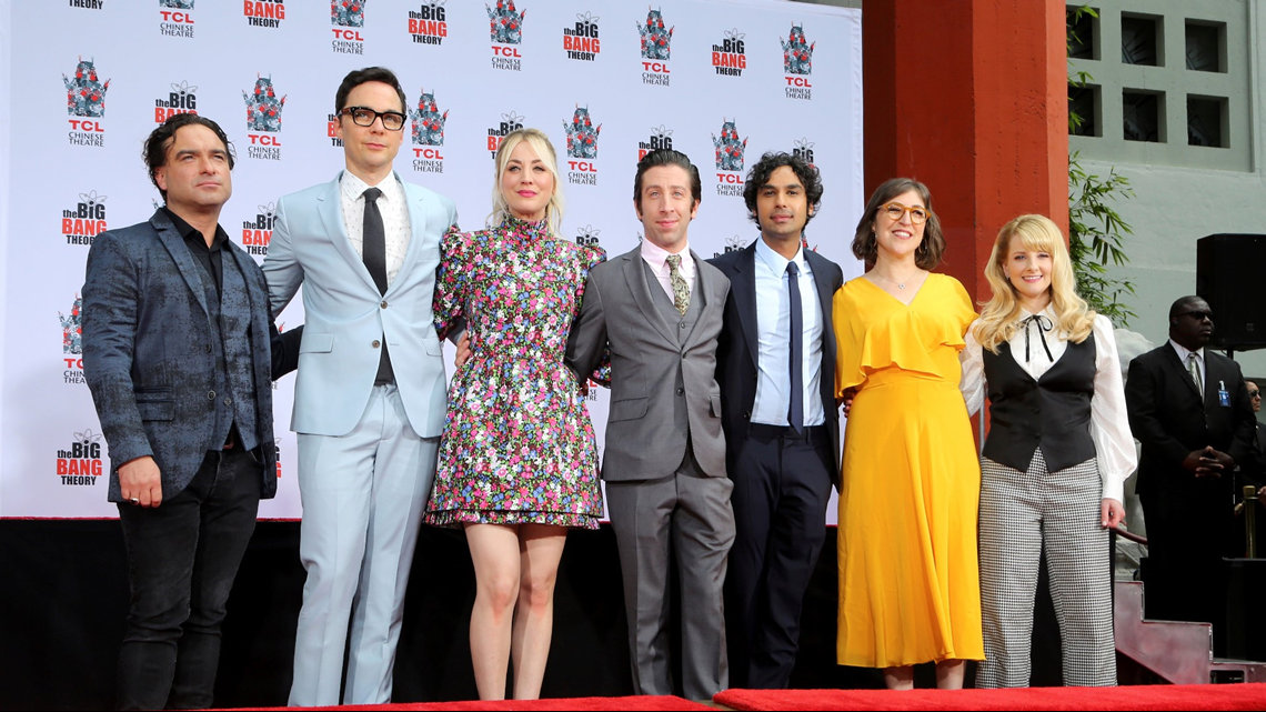 'The Big Bang Theory' series comes to an end Thursday