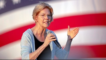 Elizabeth Warren backs push to strip Medals of Honor for soldiers in Wounded Knee massacre