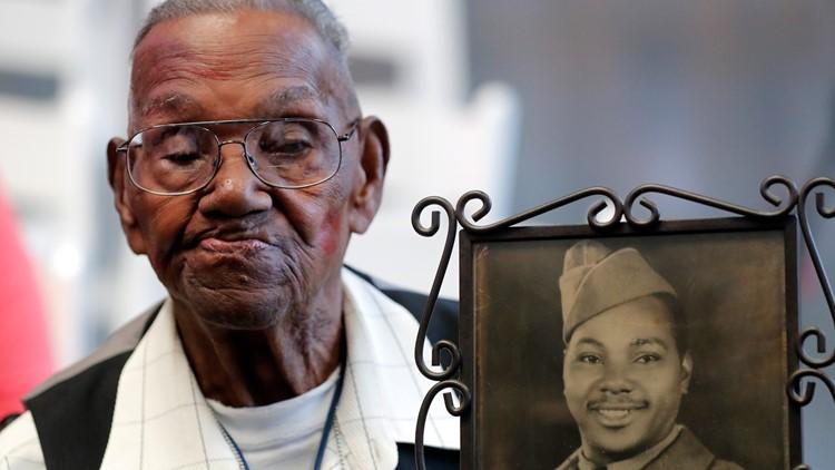 Oldest living World War II veteran turns 112