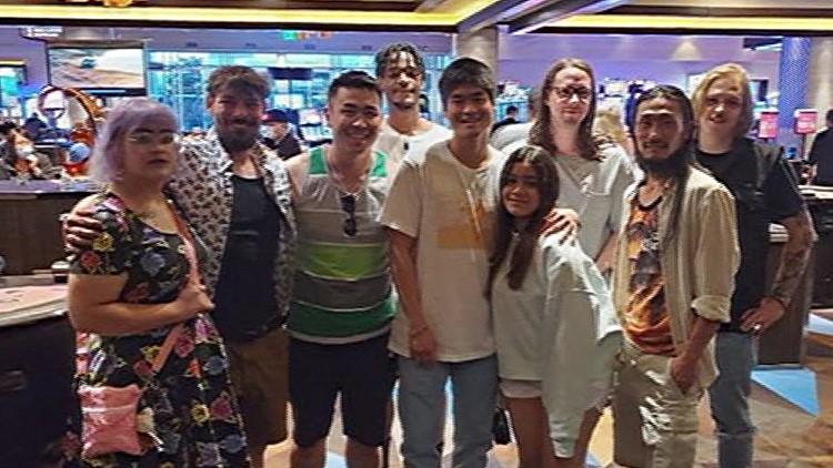 Restaurant owner rewards staff with trip to Las Vegas