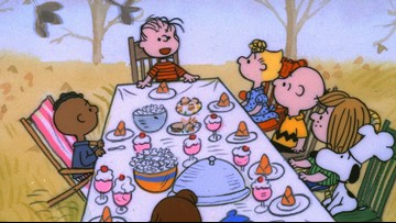 'A Charlie Brown Thanksgiving' airs on Nov. 27