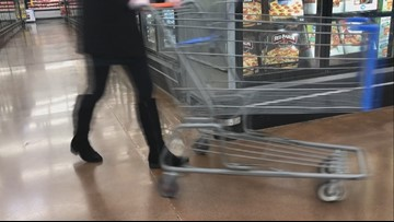 'They would not leave us.' Mom warns others after an alleged stalking incident at a grocery store