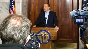 Bevin concedes in Kentucky governor's race