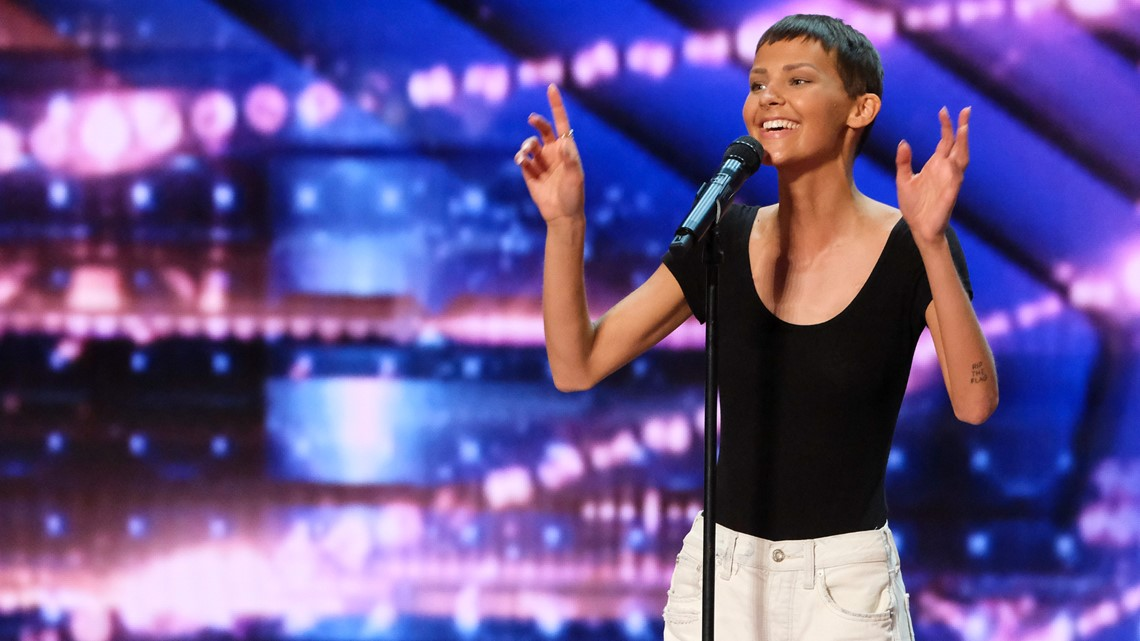 Thousands donate to help pay medical bills as singer leaves 'America's Got Talent' amid battle with cancer
