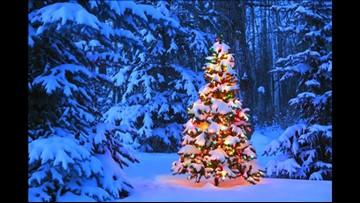Christmas music begins playing 24/7 on