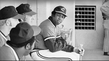 Player-manager, baseball legend Frank Robinson dies at 83