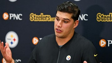 'Cowardly, bush league.' Pittsburgh Steelers QB Mason Rudolph responds to Myles Garrett's on-field assault