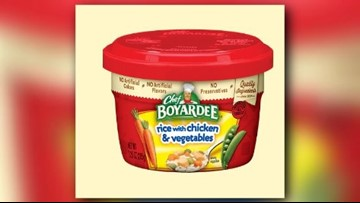 Chef Boyardee products recalled due to packaging mix-up, undeclared allergens